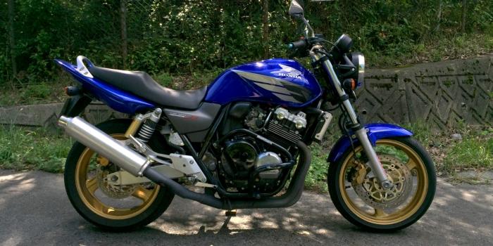 Honda CB400 SUPER FOUR HYPER VTEC SPECIII