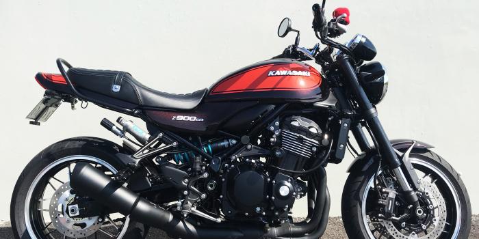Kawasaki-Z900RS-純正マフラー-セラコート/パウダーコーティング施工